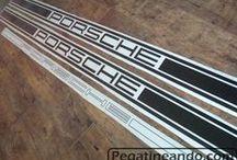Pegatinas para coches / Pegatinas de vinilo duraderas e impermeables, ideal para darle ese toque personal a tu coche.