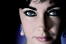 Elizabeth Taylor and relevant people in her life / by Barbara Neblett