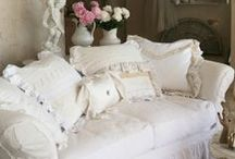 Cottage Country Shabby Vintage Style / by Emily H