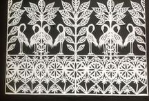 My Paper cutting  / My hands work