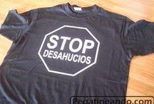 Camisetas personalizadas / Hacemos tu diseño en camiseta con vinilo textil.