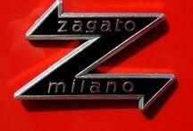 Designschmiede Zagato / Carrozzeria Zagato  / by Jorge Peres