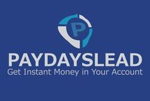Paydays Lead Official / Paydays Lead is a payday loan service provider which operates in the UK. The company places great value on customer satisfaction and matches borrowers with suitable lenders through its services. The service is provided without any extra charges to the customer using hassle free online applications.  Interested borrowers can visit the website at http://www.paydayslead.co.uk/ to make an easy to follow online application for short term loans.