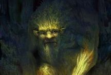 Painting / Some inspiring paintings(Traditional, illustrations and concept art) to make your mind wander.