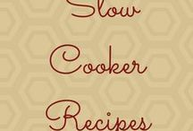 Slow Cooker Recipes / All things slow cooker!