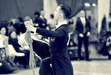Dancesport couple / Ballroom / dancesport couple Bogdan Ianosi & Stefanie Pavelic www.theballroomshow.com