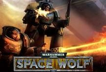 Warhammer 40,000: Space Wolf / Warhammer 40,000: Space Wolf is a free-to-play squad-based turn-based strategy with upgradable characters and perks. Plus collectible cards representing the arsenal of weapons and abilities. The game is being developed in close co-operation with Games Workshop.