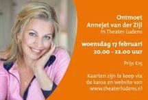 Activiteiten 2016 ~ Annejet van der Zijl / Activiteiten die de bibliotheek organiseert in februari dit jaar. Variërend van lezingen van schrijvers tot diverse voorstellingen. Op 17 februari komt schrijfster Annejet van der Zijl naar Theater Ludens in Voorburg.