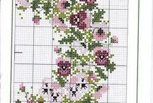 Cross Stitch & Fair Isle & DBJ Patterns