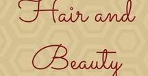 Hair and beauty / Styling for long hair and beauty tips