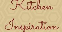 Kitchen Inspiration / Ideas and tips for remodel, design, decor, and accessories for our kitchen