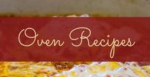 Oven Recipes / (Mostly) healthy recipes using the oven!