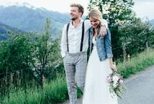 Boho style for wedding