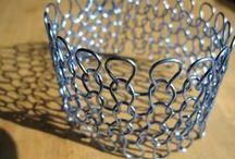 Wire Knitting & Crochet