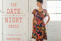 Projects: Dressmaking / Home sewing