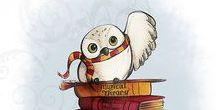 Harry potter / Są to rzeczy związane z Harry'm Potter'em no oczewiste po nazwie :D