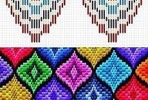 Canvas-Weaving-Embrodery