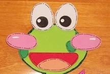 Frogs / For all you * FROG LOVERS* out there.  Great for gifts, hang on your windows, doors....it's endless where you can put these! They are durable and made to last for many years.