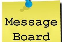 Gary's Message Board