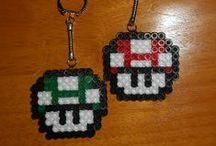 Perler Beads Characters