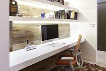 Interiors / Work Desk