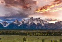 Take Me to the Mountains / by Katie Morton