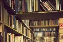 Great Libraries, Books & Authors / My fav libraries, books and authors~