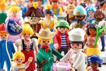 ♡Playmobil♡ / Leukste speelgoed! / by KleurigDees