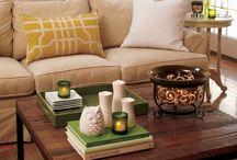 Living room/Kitchen / by Jennifer Ingram