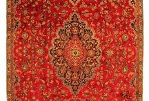 Traditional Persian rugs / Traditional Persian rug inspiration.