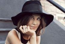 Fashion hat / Fashion street look