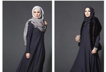 abaya, hijab & dress