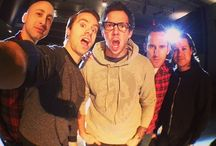 »SIMPLE PLAN / Ellos salvaron mi vida❤️