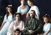 Romanov history / by Bridget Howgate