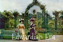 Victorian/ Edwardian era / by Bridget Howgate