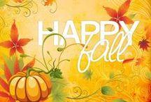 Happy Fall / by Bridget Howgate
