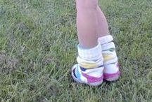 Les Leg Warmers de Madame / The leg warmers I make and sell for girls and women, in photos I particularly love.