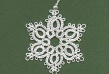 Tatting / Tatting patterns, projects