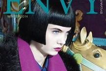 ENVY MAG  WK 12 / Cover circus fashion story