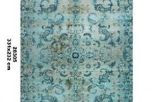 Our vintage overdyed collection / This is a small selection of our collection of vintage overdyed rugs, visit our website to view the entire collection.