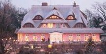 Weihnachten bei uns / Weihnachten in unserem Romantik Hotel und Restaurant Namenlos. #Weihnachten #Hotel #Ahrenshoop