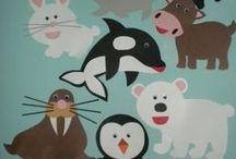 sarkvidéki állatok