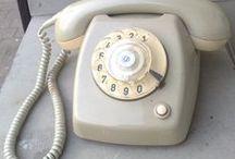 Vintage Telephone  [ Vintage Telefoon ]