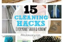 Clean Hacks / clean, cleaning, clean hacks etc