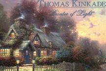 Thomas Kinkade / by Bridget Howgate