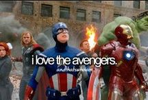 The Avengers / Captain America is my favorite!❤ / by Bridget Howgate