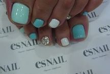 Nails Art - Pedicure