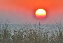 Sonnenuntergänge bei uns