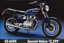 Retro/Vintage/Classic MOTO Advertising #1