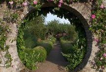 Landscape: Gates